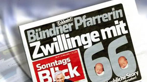 New single mom at 66 sparks Swiss ethics row