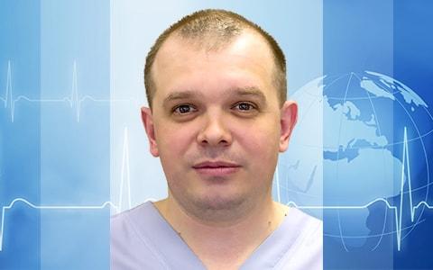 Vitaliy Kovpak, PhD, HCLD