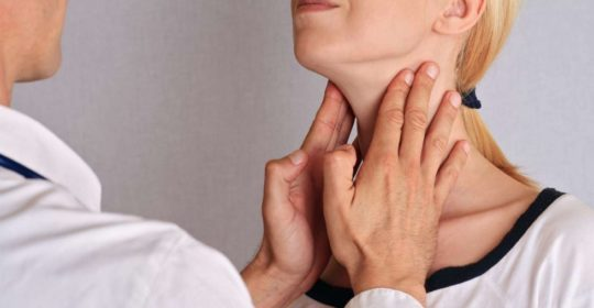 Underactive thyroid within normal range may affect woman's ability to conceive