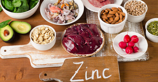 Preconception zinc deficiency could spell bad news for fertility