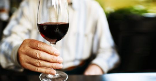 Moderate alcohol consumption may boost male fertility