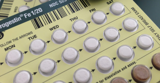 Contraceptive pill linked to lower risk of ovarian cancer