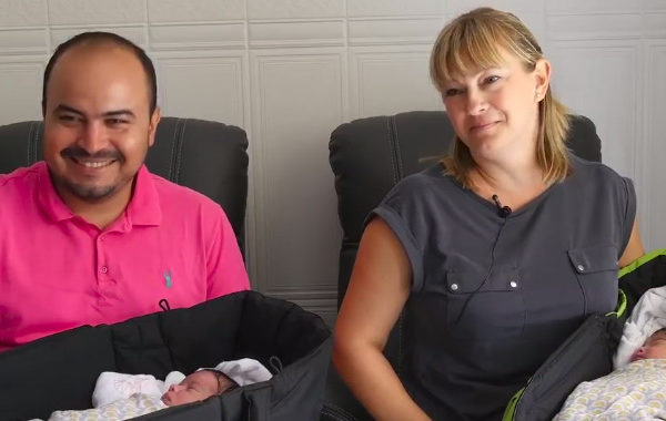 UK Twin Parents Share Their Surrogacy Experience at Ukrainian Clinic BioTexCom