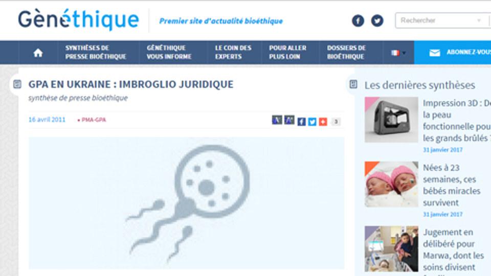 GPA EN UKRAINE : IMBROGLIO JURIDIQUE