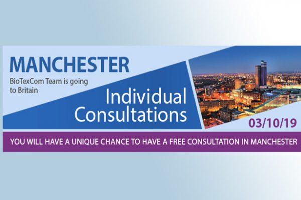 BioTexCom Initial Consultation Manchester 2019