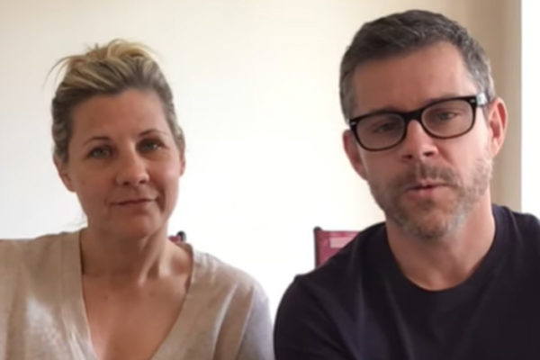 Andreas and Maria share about the process of getting into Ukraine while being quarantined in Kyiv