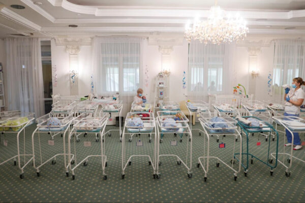 Telegraph – Surrogate-born babies stranded in Ukraine due to coronavirus lockdown