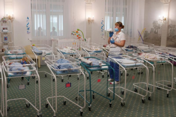Bishops call for end to surrogacy as pandemic strands newborns in Ukraine